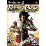 Prince of Persia Two Thrones Ps2 Original Americano Completo