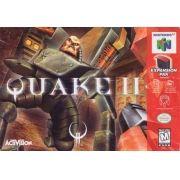 Quake 2 Nintendo 64 Original Americano
