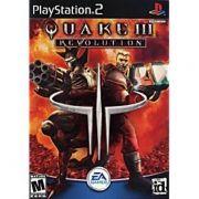 Quake III Revolution Ps2 Original Americano Completo