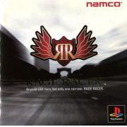 Rage Racer Ps1 Original Americano Completo