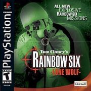 Rainbow Six Lone Wolf Ps1 Original Americano Completo