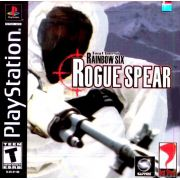 Rainbow Six Rogue Spear Ps1 Original Americano Completo