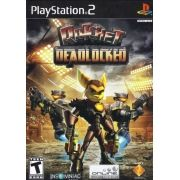 Ratchet Deadlocked PS2 Original Americano Completo