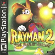 Rayman 2 Ps1 Original Americano Completo