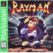 Rayman Ps1 Original Americano Completo