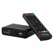 Receptor Conversor Digital Tv Hd E Gravador Cd700 Intelbras