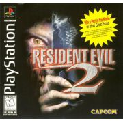Resident Evil 2 Ps1 Original Americano Completo Black Label