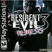 Resident Evil 3 Nemesis Ps1 Original Americano Completo