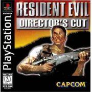 Resident Evil Directors Cut Ps1 Original Americano Completo
