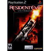 Resident Evil Outbreak Ps2 Original Americano Completo