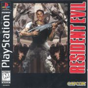 Resident Evil Ps1 Original Americano Completo