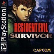 Resident Evil Survivor Ps1 Original Americano Completo