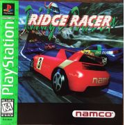 Ridge Racer Ps1 Original Completo Americano
