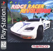 Ridge Racer Revolution Ps1 Original Americano Completo