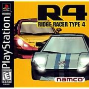 Ridge Racer Type 4 Ps1 Original Americano Completo