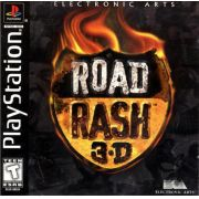 Road Rash 3D Ps1 Original Americano Completo