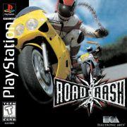 Road Rash Ps1 Original Americano Completo Black Label