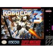 Robocop 3 Super Nintendo 100% Original Americano