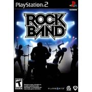 Rock Band Ps2 Original Completo Americano