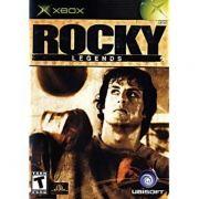 Rocky Legends  Xbox Clássico Original Americano Completo