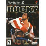 Rocky Ps2 Original Americano Completo