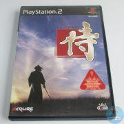 Samurai Ps2 Original Japones Completo
