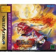 Samurai Shodown IV Sega Saturn BOX Completo