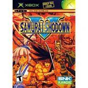 Samurai Shodown V  Xbox Clássico Original Americano Completo