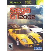 Sega GT 2002 Xbox Clássico Original Americano Completo