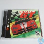 Sega GT Dreamcast Original Americano Completo