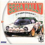 Sega Rally 2 Championship Dreamcast Original Americano Completo