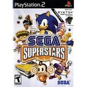 Sega Superstars Ps2 Original Americano Completo