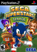 Sega Superstars Tennis Ps2 Original Americano Completo