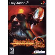 Shadow Man Second Coming Ps2 Original Completo