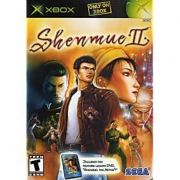 Shenmue 2 Original Xbox Clássico Americano Completo