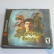 Shenmue Dreamcast Original Americano Completo