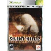 Silent Hill 2  Xbox Clássico Original Americano Completo