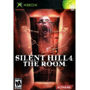 Silent Hill 4 The Room Xbox Clássico Original Americano Completo