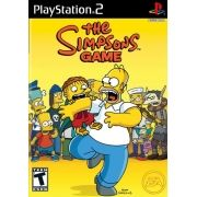 Simpsons Game Ps2 Original Americano Completo