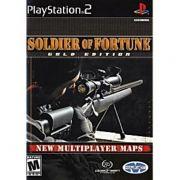 Soldier Fortune Ps2 Original Americano Completo