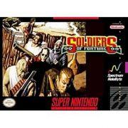 Soldiers of Fortune Super Nintendo 100% Original Americano