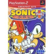 Sonic Mega Collection Plus PS2 Original Americano