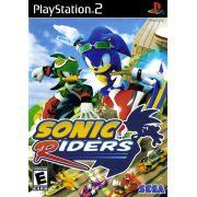 Sonic Riders Ps2 Original Americano Completo