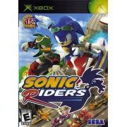 Sonic Riders Xbox Classico Original Americano Completo