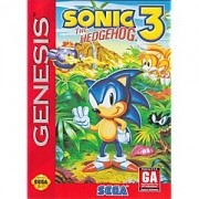 Sonic the Hedgehog 3 Original Mega Drive Completo