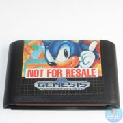 Sonic the Hedgehog Mega Drive 100% Original Americano