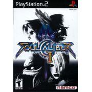 Soul Calibur 2 Ps2 Original Americano Completo