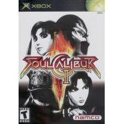 Soul Calibur 2 Xbox Classico Original Americano Completo