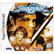 Soul Calibur Original Dreamcast Americano Completo