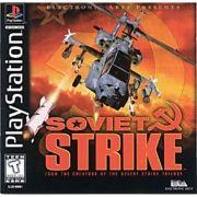 Soviet Strike Ps1 Original Americano Completo